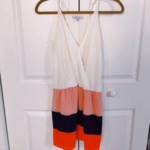 Naked Zebra Trendy Dress/Romper